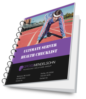 Get the Ultimate Server Health Checklist here